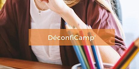 DéconfiCamp' #2 billets