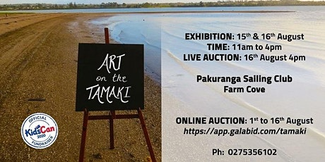 Art On The Tamaki tickets