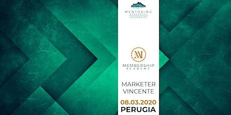 Mentoring Academy - Imprenditore Vincente biglietti