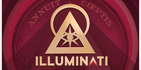 JOIN US @iLLUMINATI FOR FREE tickets