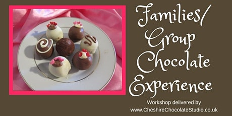 Chocolate experience for families/groups Summer 2020 tickets