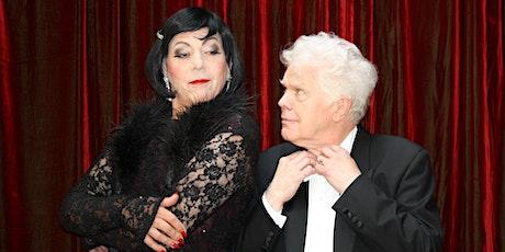 Chanson-Abend mit MARGO (alias Reiner Weimerich) & Kammersänger Jürgen Rust Tickets