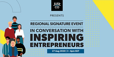 In Conversation with Inspiring Entrepreneurs tickets