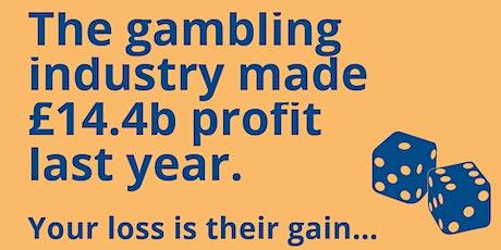 Gambling Harm - Awareness tickets