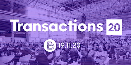 #TRX20 - Die Transactions 2020 tickets