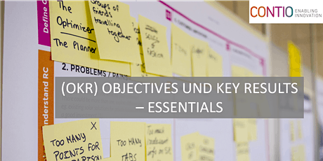 (OKR) OBJECTIVES UND KEY RESULTS – ESSENTIALS Tickets