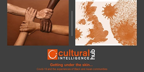 Getting under the Skin!  The experience of the UK BAME Community. tickets
