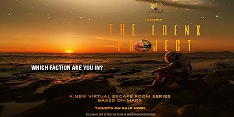 EdenX Virtual  360 Escape Room tickets