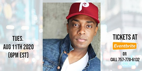 Virtual Small Business Speed Networking. Hosted by Actor Tre' Williamson biglietti