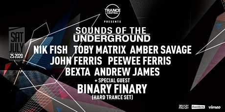 Sounds Of The Underground - Replay Video & Audio Sets tickets