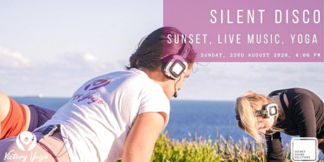 Silent Disco Yoga, Sunset & DJ tickets
