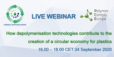 How depolymerisation contribute to a  circular economy for plastics tickets