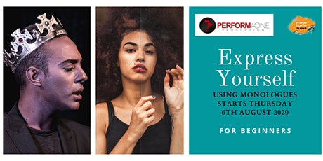 Express Yourself Using Monologues tickets