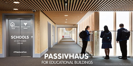 Passivhaus for Educational Buildings: Schools tickets