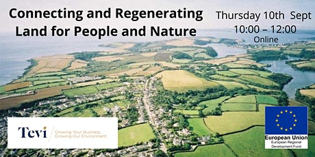 Connecting and Regenerating Land for People and Nature tickets