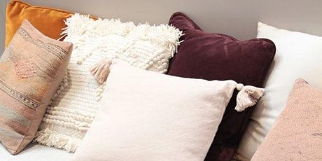 How to Make Cushion Covers at Abakhan Mostyn tickets