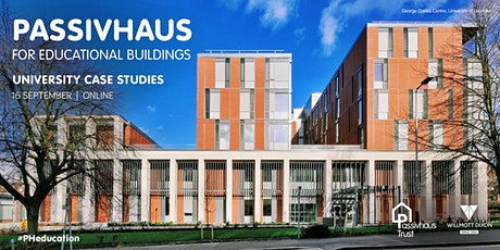Passivhaus for Educational Buildings: Universities tickets
