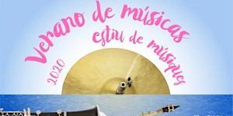 Verano de Músicas 2020 CIRCO. Ohlimpiadas. Cía La Sincro entradas