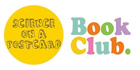 Science On A Postcard Book Club - Superior by Angela Saini tickets