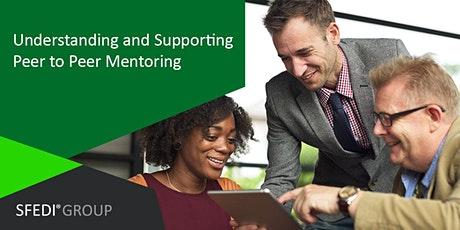 Understanding and Supporting Peer to Peer Mentoring: Making It Work tickets
