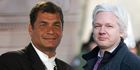 Alborada Online: The Julian Assange Case and the Role of Ecuador tickets