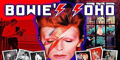 THE BOWIE'S SOHO WALKING TOUR tickets