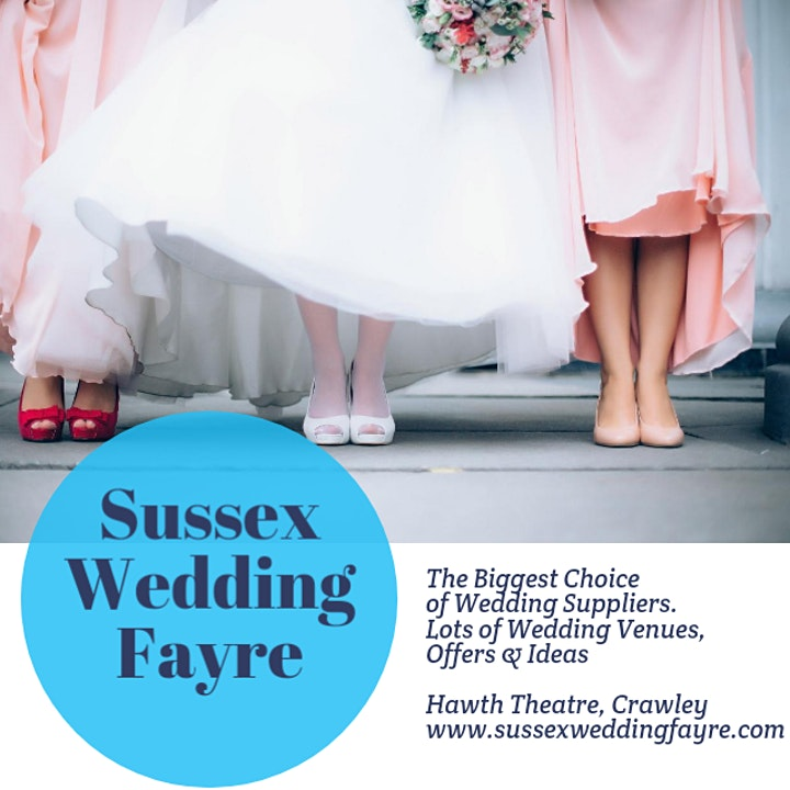 The Sussex Wedding Fayre at The Hawth image