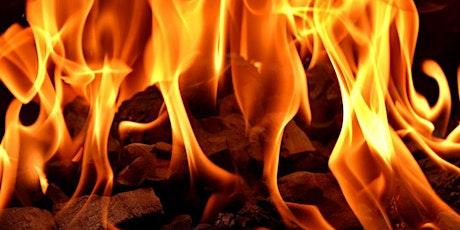 Vuur in de kunst tickets