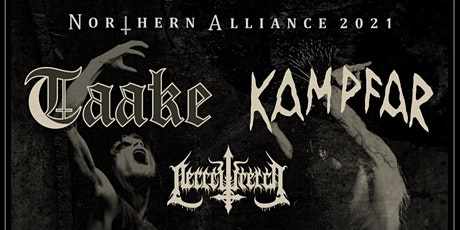 Mclx presents Taake & Kampfar tickets