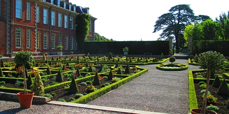 Timed entry to Hanbury Hall and Gardens (3 August - 9 August) tickets