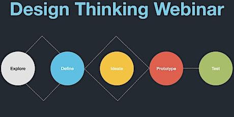 Design Thinking Webinar Tickets