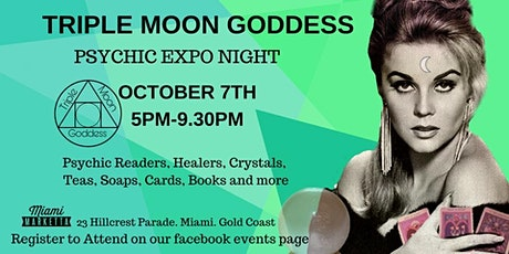 Psychic Night with Triple Moon Goddess Expos tickets