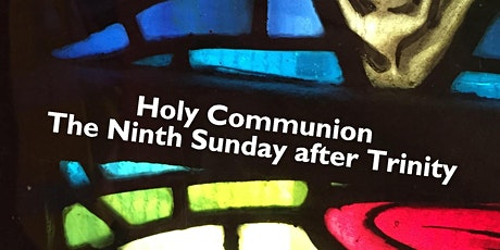 Free Reservation for 11am Eucharist Service Sunday 9 August tickets