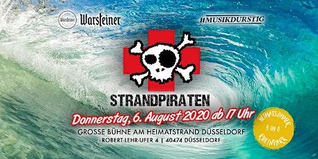 Strandpiraten Live und Open Air auf der großen Kulturbühne im Rheinpark Tickets
