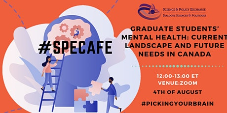 Graduate Students' Mental Health: Current Landscape and Future Needs in Can tickets