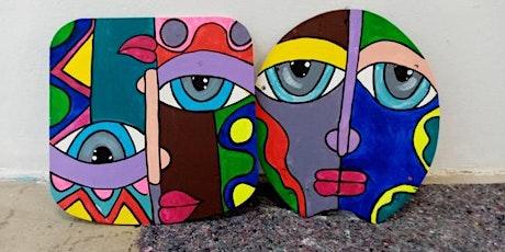 Kunst im Quadrat - Joy of Colour Tickets