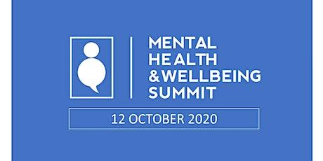 Mental Health & Wellbeing Summit 2020 tickets