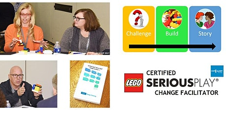 Toronto Certified Lego® Serious Play® Change Facilitator