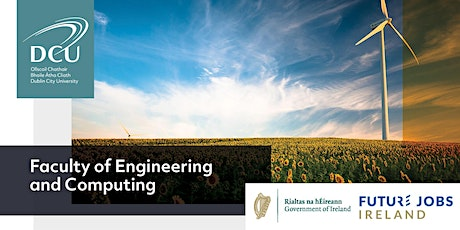 Graduate Diploma in Sustainable Energy Systems  at DCU - Webinar tickets