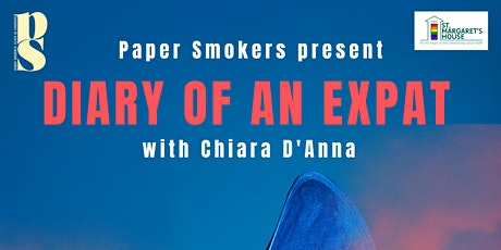 Diary of an Expat tickets