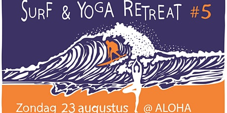 Surf & Yoga retreat tickets