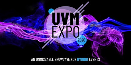 UVM EXPO 2020 tickets