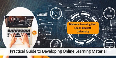 Practical Guide to Developing Online Learning Material tickets