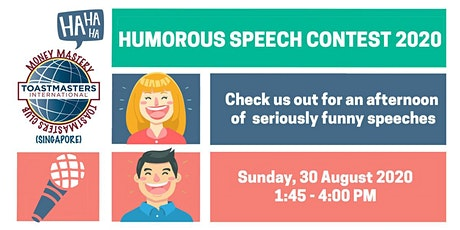Online Speech Showdown: Humorous Speech Contest tickets