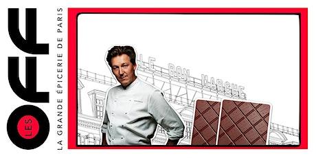 Les OFF : Atelier autour du chocolat belge avec le chef Pierre Marcolini billets