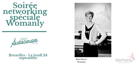 Soirée Networking Womanly billets