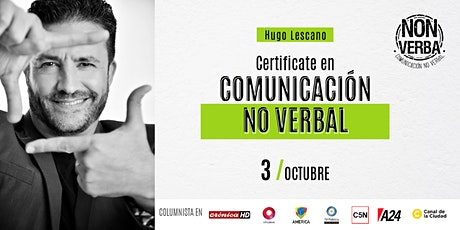 Doble Certificación en Comunic. No Verbal |VIRTUAL boletos