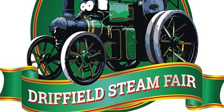 DRIFFIELD STEAM FAIR 2021 tickets
