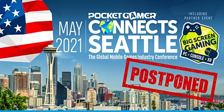 PG Connects + Big Screen Gaming Seattle 2021 [POSTPONED FROM 2020] tickets