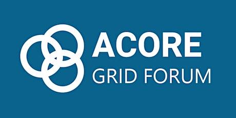 ACORE Grid Forum 2020 tickets